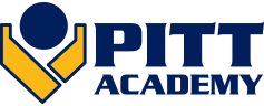 Pitt Academy Retina Logo